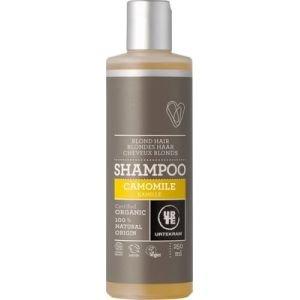 Shampoing cheveux blonds à la camomille - Urtekram