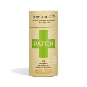 Pansements à l'aloe vera 100 % compostables - 25 pcs - Patch