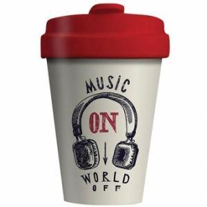 Mug BambooCup Music - 400 ml - Chic Mic