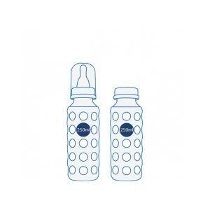 Verre de rechange pour biberon 250 ml - Lifefactory