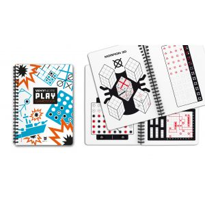 Play Game Book A5 - WHYNOTE