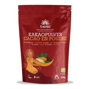 Cacao en poudre - Bio - 250g - Iswari
