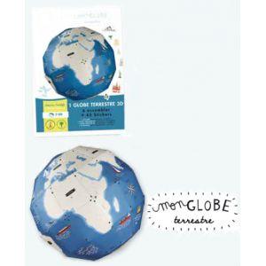Kit Globe terrestre - Pirouette Cacahouète