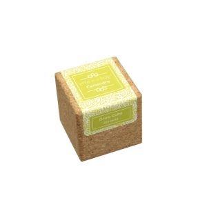 Cube liège aimanté Coriandre