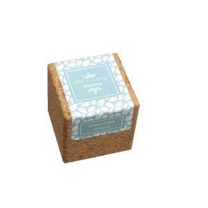 Cube liège aimanté Menthe
