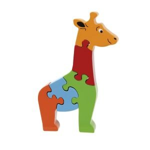 Puzzle girafe - Zélio