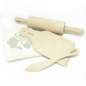 Outils en bois pour pâte à modeler - Ailefo
