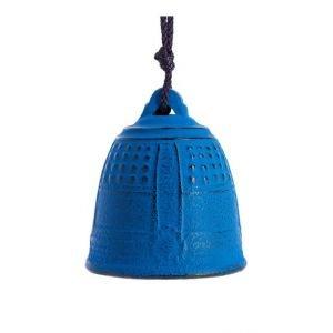 Cloche Feng Shui Iwachu Bleu 5.5 cm - Iwachu