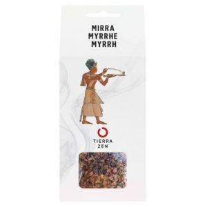 Myrrhe 30 gr - Résine - Encens Naturel