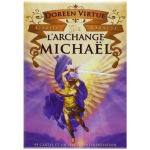 Cartes oracle L'archange Michaël - Doreen Virtue