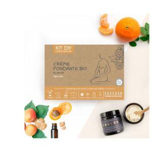 Coffret DIY Crème fondante Bio au Karité 240 ml - Coscoon