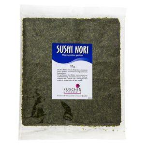 Algues Sushi-Nori - Ruschin Makrobiotik