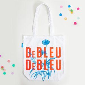 Bag - De Bleu De Bleu - CullyCully