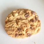 Cookie au Caramel & Pointe de sel Bio, Sans Gluten & Vegan - Freely Handustry