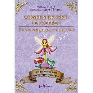 Conseils de fées : le coffret : Potions magiques pour se sentir bien - Valérie Motté