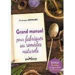 Mon grand manuel des huiles essentielles - Pascale Gélis-Imbert