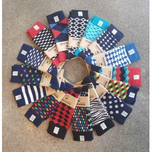 Chaussettes Homme - 43-46 - Nyberg