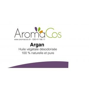 Argan désodorisée BIO