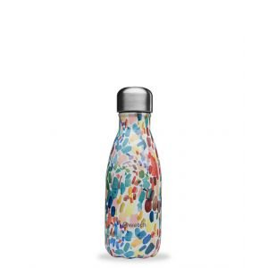 Bouteille isotherme inox - ARTY - 260 ml - Qwetch