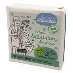 Savon Bio Olive Feuille de Figuier 100g - Secrets de Provence