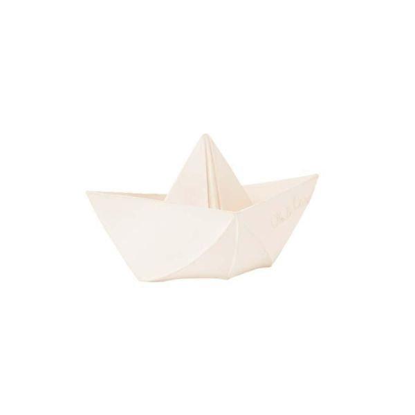 Bateau Origami Blanc Oli Carol