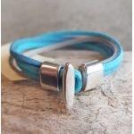 Bracelet Louise - Turquoise - Millescence
