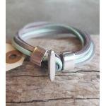 Bracelet Louise - Vert d'eau - Millescence
