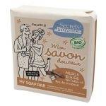 Savon Bio Argile Rouge naturelle, parfum Bois de Provence - Secrets de Provence