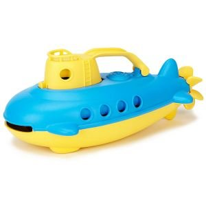 Sous-marin cabine jaune - Green Toys