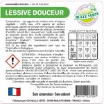 Étiquettes réglementaires Douceur x50 - Bulle Verte