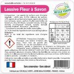 Étiquettes réglementaires FAS x50 - Bulle Verte