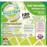 Casquette Nettoyant Sols Verveine 20 kg - Bulle Verte