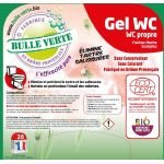 Casquette Gel WC 20 kg - Bulle Verte