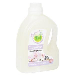 Lessive Hypoallergénique 2 litres - Bulle Verte