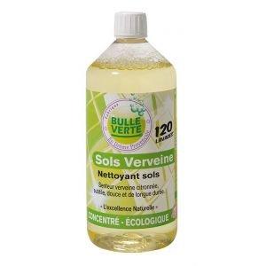 Nettoyant pour Sol Verveine 1 kg - Bulle Verte
