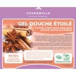 Casquette Gel Douche Étoilé 20 kg - Cosmébulle