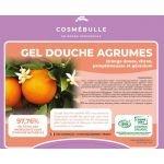 Casquette Gel douche Agrumes 20 kg - Cosmébulle