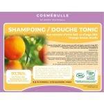 Casquette Gel Corps et cheveux Tonic 20 kg - Cosmébulle