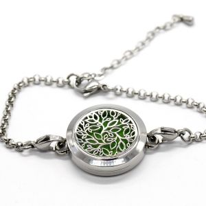 Bracelet d'Aromathérapie VerTige - Zen'Arôme
