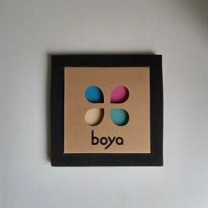 Set de 4 crayons - Vintage - Boya
