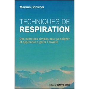 Techniques de respiration - Markus Schriner