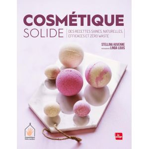 Cosmétique solide - Stellina Huvenne