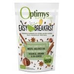 Easy Breakfast noisette, lin, épices chaï Bio 350g - Optimys