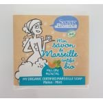Savon de Marseille Bio Melon - Menthe 100g - Secrets de Provence