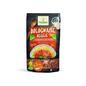 Sauce bolognaise végétarienne - 125gr - Priméal