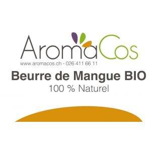 Beurre de mangue Bio