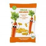 Flips croquants à la carotte - Freche Freunde