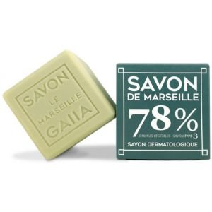 Cube savon de Marseille Bio - Olive/Coco/Chanvre - 250g - Gaiia