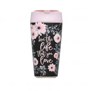 Coffe to Go - Live the life - 420ml - Chic Mic