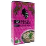Dal de riz et lentilles : saveurs indiennes - Autour du Riz